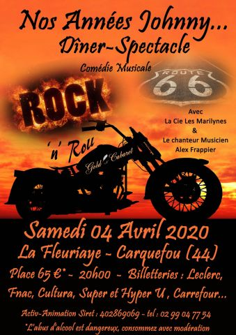 affiche A4 spectacle44